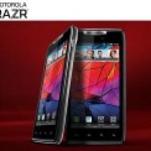 Motorola Droid RAZR : Bientôt disponible chez SFR et Rogers, avec ICS début 2012