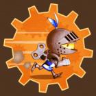 Wind-Up Knight, un petit jeu d'action en 3d à essayer