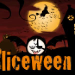 Sliceween : un jeu de physique/logique aux couleurs d'Halloween