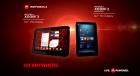 Motorola vient de dévoiler les XOOM 2 et XOOM 2 Media Edition