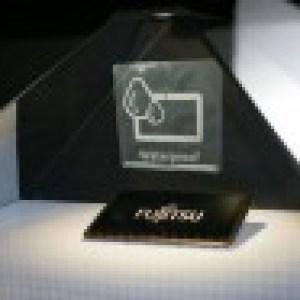Arrows Tab, une tablette étanche de Fujitsu sous Android 3.1