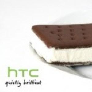 Ice Cream Sandwich : HTC livre une première liste de smartphones !