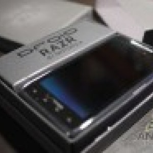 Test du Motorola Droid RAZR