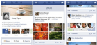 Facebook : La nouvelle Timeline disponible sur Android