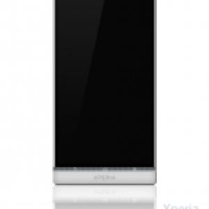 Les photos presse du Sony Ericsson Nozomi et de deux autres smartphones : seront-ils annoncés au CES ?