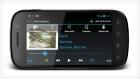 Un petit aperçu de l'application Musique de CyanogenMod 9
