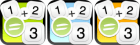 Suushiki, trois nouveaux jeux casse-tête à tester