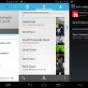 HaxSync offre la synchronisation Facebook sur la nouvelle application Contacts d'Ice Cream Sandwich