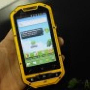 CES 2012 : Titan, un smartphone Android ultra-résistant