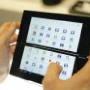 CES 2012 : Prise en main de la tablette Sony Tablet P