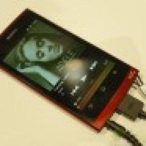 CES 2012 : Prise en main du Sony Walkman NWZ-Z1000