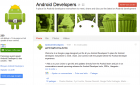 La page « Android Developers » débarque sur Google + : getString(R.string.hello);