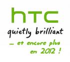 Pas la grande forme pour HTC