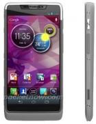 Première image d'un smartphone conçu par Motorola, Google et Intel sous ICS ?
