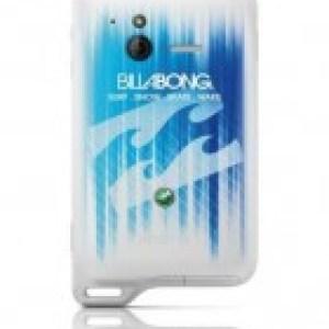 Sony Ericsson lie un partenariat avec Billabong : une édition spéciale du Xperia Active arrive