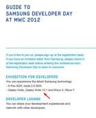 Galaxy Note 10.1 : la prochaine tablette de Samsung au MWC ?