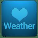 Weatherlove, un nouveau widget météo et horloge, sous Android