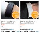 20% de réduction sur les bracelets BuzzBand dans la boutique de FrAndroid