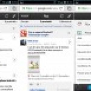 Google+ met à jour son interface pour les navigateurs web mobiles