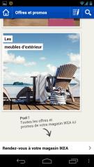 Ikea lance une nouvelle application au Canada