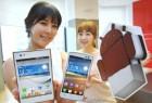 LG annonce Ice Cream Sandwich sur l'Optimus LTE et Vu