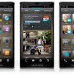 Sharp prépare une interface personnalisée pour ses prochains mobiles