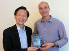 Google Nexus 7 : Jonney Shih (Asus) et Andy Rubin (Google) nous dévoilent quelques secrets