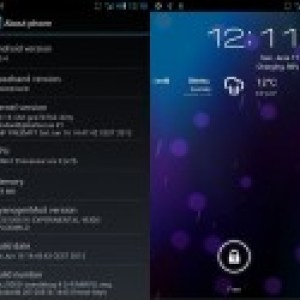 CyanogenMod 9, les nightlies builds commencent sur les Galaxy S III et Transformer Pad 300