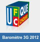 Quelle satisfaction pour la 3G en 2012? L'UFC que choisir enquête
