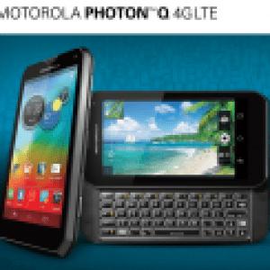 Motorola dévoile le Photon Q, un smartphone à clavier coulissant pour les États-Unis avec un bootloader déverrouillé