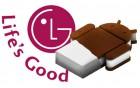 La mise à jour vers Ice Cream Sandwich annulée pour les LG Optimus 2X et Optimus Black au Canada