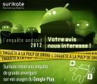 Une étude sur les usages du Google Play Store