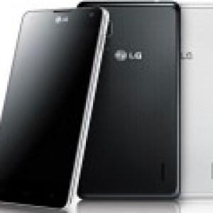 LG dévoile son nouveau smartphone Optimus G