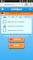 Gamorlive : un portail dédié aux jeux mobiles en HTML5