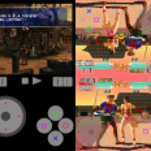 ePSXe, un émulateur PSX et PSOne, disponible sur le Play Store avec support du multijoueur