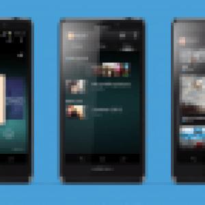 Les Sony Ericsson Xperia 2011 n'auront pas les nouvelles applications multimédia