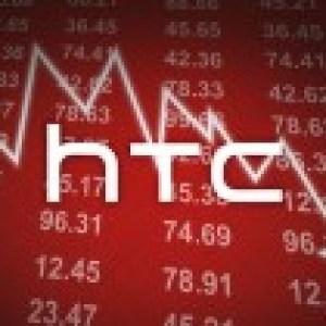 Les ventes de HTC ont diminué de 4% au mois d'août
