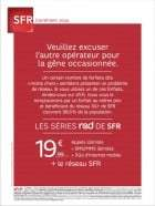 SFR tacle Free Mobile