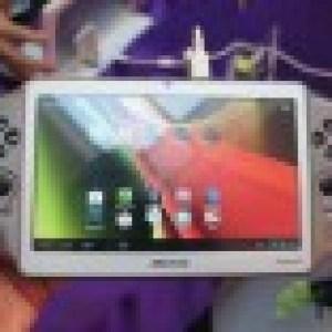 Archos commercialise enfin sa GamePad