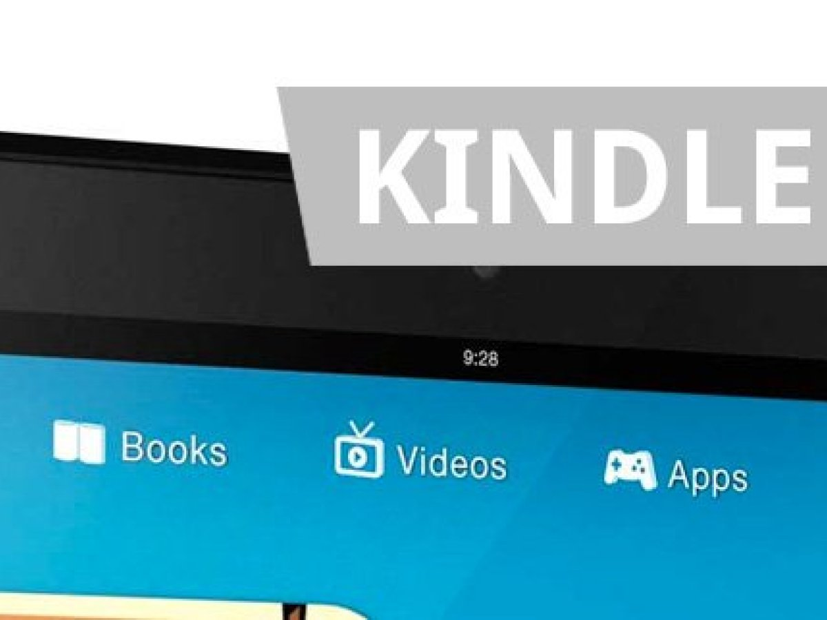 Test du Kindle Fire HD, la tablette multimédia d'Amazon