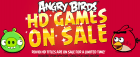 Rovio solde ses jeux HD à 0,89€ (Angry Birds Star Wars HD…)
