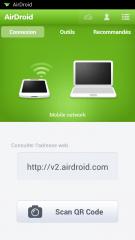 Prise en main de AirDroid 2, pour contrôler son Android à distance