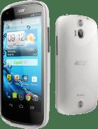 Acer Liquid E1, un smartphone milieu de gamme de 4,5″