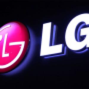 LG Electronics toujours en croissance au 3e trimestre, mais pas grâce au mobile