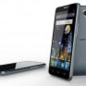 CES 2013 :  Alcatel One Touch Idol : 4,7 pouces en entrée de gamme