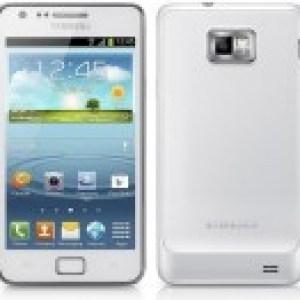 Samsung annonce le Galaxy S2 Plus