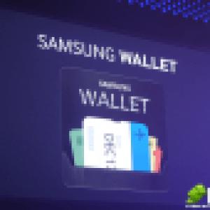 Samsung officialise son Wallet, la copie coréenne de Passbook