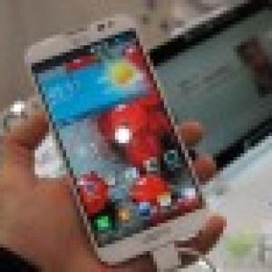Prise en main du LG Optimus G Pro, la «phablette coréenne»