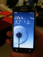 Galaxy S4 Mini, une preuve de son existence