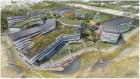 «Bay View», le nouveau campus de Google prend forme